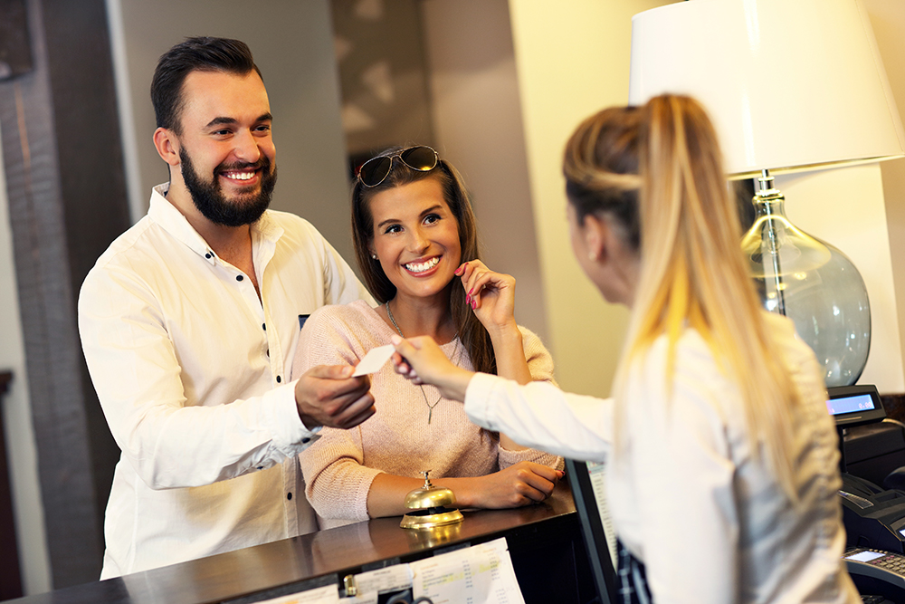 hotel up selling and cross selling