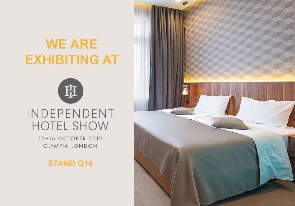 acomos Independent hotel show 2019