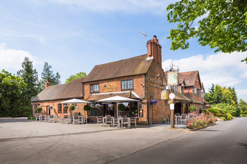 The Chequers Inn at Woburn Common