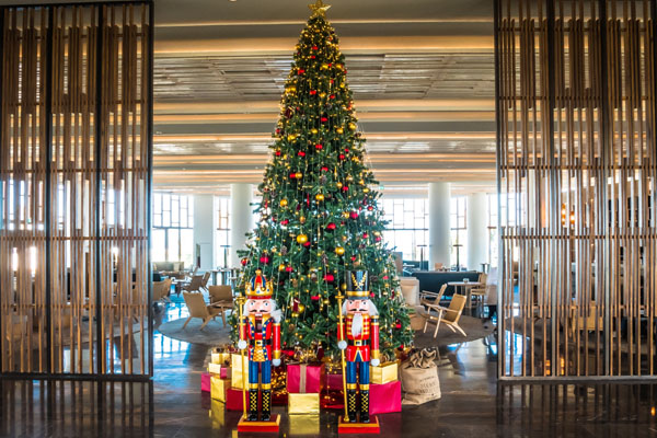 christmas marketing for hotels