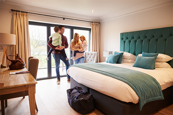 4 tips on how to make your hotel appeal to families
